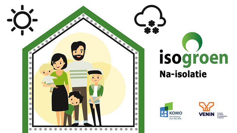 Isogroen is IKOB-BKB KOMO-Proces gecertificeerd en aangesloten bij VENIN.